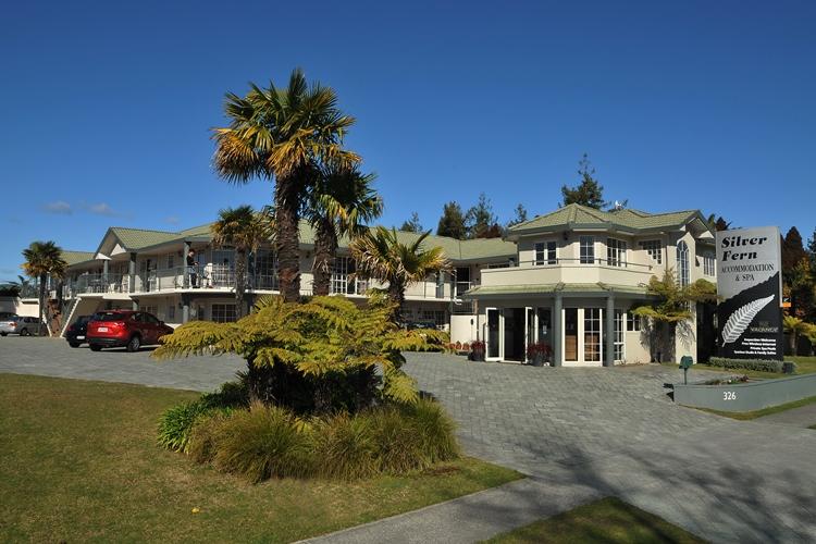 silver-fern-rotorua About Rotorua